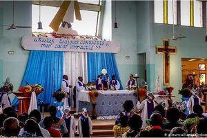 Nổ súng tại nhà thờ Công giáo ở Burkina Faso