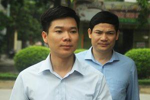 Hoàng Công Lương xuất hiện sau 4 tháng bị tuyên án tù