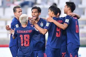 Thái Lan khủng hoảng khi đối đầu Việt Nam tại King's Cup