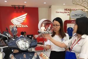 Xe máy Honda Việt Nam tiếp tục bỏ rơi các đối thủ