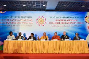 Cách tiếp cận của Phật giáo về giáo dục đạo đức toàn cầu