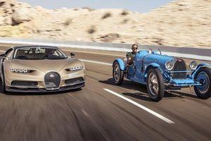 Trước Chiron và Veyron, đây là chiếc xe vĩ đại nhất của Bugatti