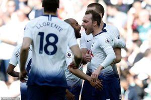 Hòa kịch tính Everton 2-2, Tottenham giành vé dự Champions League
