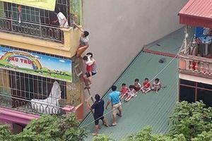 Nguyên nhân vụ cháy trường mầm non, học sinh thoát ra từ mái nhà