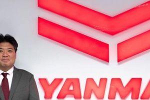Ông Takeshi Ando đảm nhiệm chức vụ Tổng Giám đốc của Công ty TNHH Máy nông nghiệp Yanmar Việt Nam