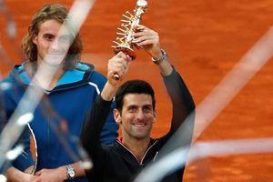 Djokovic giành danh hiệu Masters thứ 33 tại Madrid Open