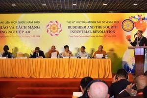 Hội thảo khoa học quốc tế Đại lễ Vesak 2019