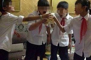 Hội Bảo vệ trẻ em phân trần thông tin 'đòi quyền… uống rượu, bia cho trẻ em dưới 18 tuổi'