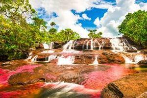 Chiêm ngưỡng tuyệt tác của 'mẹ' thiên nhiên ở Colombia