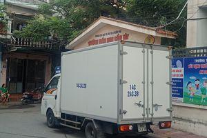 Quảng Ninh: Nghi vấn công ty Hải Hương tuồn rau 'bẩn' vào trường học