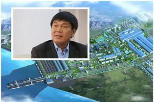 Ông Trần Đình Long thế chấp nghìn tỷ vay nợ cho Hòa Phát Dung Quất
