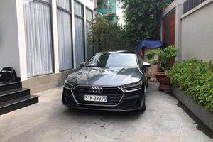 Audi A7 Sportback mới đầu tiên về Việt Nam giá 3,9 tỷ