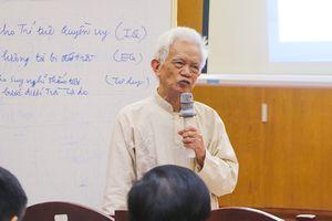 Học từ nhân cách, trí tuệ Bác Hồ để đổi mới giáo dục, đào tạo