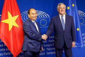 EU nỗ lực để trở thành đối tác phù hợp nhất của Việt Nam