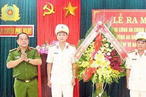 Công an Thừa Thiên Huế: Bám cơ sở, gần dân, hiểu dân và phục vụ nhân dân
