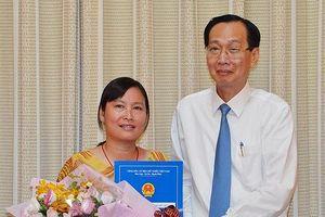 TPHCM bổ nhiệm hai nữ lãnh đạo chủ chốt