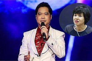 Diễm Quỳnh lý giải việc có mặt của ca sĩ sến Ngọc Sơn ở sân khấu 'Đại lộ di sản'