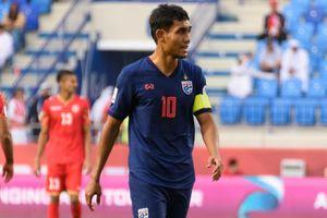 Thái Lan vắng 6 ngôi sao khi đấu tuyển Việt Nam?
