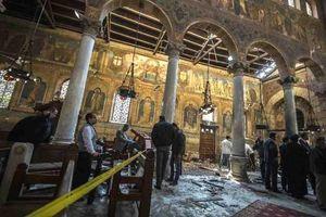 Ai Cập tử hình hai tay súng khủng bố IS