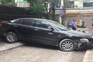 Nguyên nhân vụ nữ tài xế Camry lùi xe gây chết người