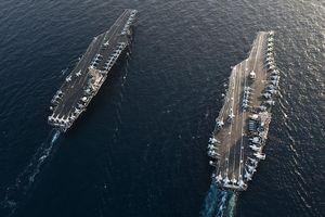 Đưa cả tàu chiến và oanh tạc cơ áp sát Iran, Mỹ vẫn nói 'không muốn chiến tranh'
