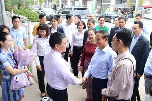 Tổng thống Myanmar thăm Vịnh Hạ Long