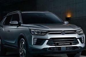 Cạnh tranh trực tiếp với Mazda CX-5, Ssangyong Korando 2020 được trang bị những gì?