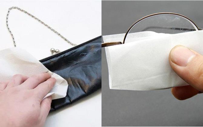Lấy khăn giấy lau 7 loại đồ dùng này, 'tiền mất tật mang' chẳng mấy chốc hỏng hẳn