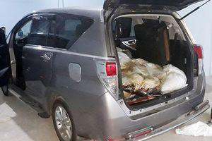 Vụ bắt 500kg ma túy ở TP HCM: Giả xe giao hàng cho siêu thị để vận chuyển