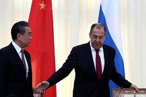 'Trung Quốc và Nga cần tăng cường hợp tác chiến lược'