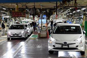 'Mây đen' phủ bóng ngành chế tạo ô tô Nhật Bản