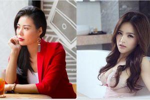 'Lan cave' Thanh Hương không coi Phi Huyền Trang, Linh Miu là đồng nghiệp