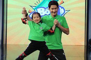 Huy Khánh bị con gái 'vạch mặt' trên sóng truyền hình