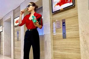 CHUYỆN SHOWBIZ (13/5): Kỳ Duyên - Minh Triệu đã 'về chung một nhà', Angelababy một mình lủi thủi đưa con đi chơi