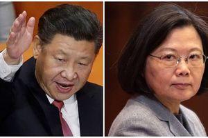 Tình báo Mỹ: Trung Quốc đang tăng cường quân sự nhằm đánh chiếm Đài Loan