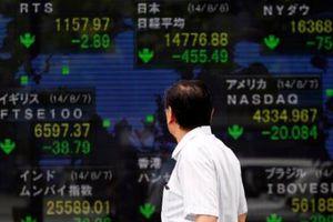 Thị trường chứng khoán châu Á phần lớn giảm điểm