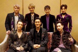Super Junior, f(x), EXO, Taemin, Red Velvet cùng nhiều nghệ sĩ tề tựu trên sân khấu 'SMTOWN Live 2019' tại Tokyo