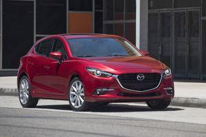 Mazda triệu hồi gần 200.000 xe Mazda3 dính lỗi cần gạt mưa