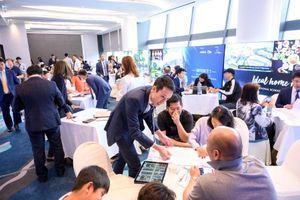 An Gia giới thiệu căn hộ River Panorama và Sky89 tới các nhà đầu tư Hong Kong