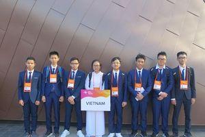 Olympic Vật lí Châu Á năm 2019: 100% thí sinh đoàn Việt Nam đoạt giải