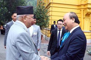 Việt Nam, Nepal ký Hiệp định khung về hợp tác thương mại và đầu tư