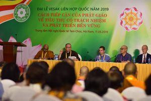 Cách tiếp cận của Phật giáo về sự lãnh đạo toàn cầu và trách nhiệm cùng chia sẻ vì xã hội bền vững