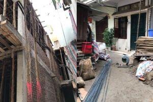 Phường Thụy Khuê (quận Tây Hồ, Hà Nội): Bạn đọc 'tố' nhiều công trình gây ô nhiễm, lún nứt nhà dân