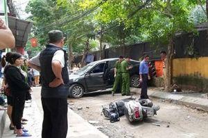 Đã tìm ra nguyên nhân gây ra vụ tai nạn lùi xe tông chết người