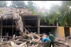 Phú Thọ: Tháo dỡ công trình xây dựng xâm phạm vùng quy hoạch Đền Hùng