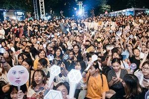 Tưng bừng vòng loại Changwon K-pop world festival 2019 tại Việt Nam