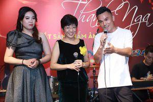 Tú Dưa sáng tác riêng ca khúc 'Bỏ lại phía sau' cho ca sĩ Thanh Nga