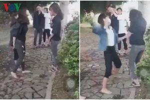 Công an Quảng Bình làm rõ nhóm nữ sinh bị quay clip đánh hội đồng