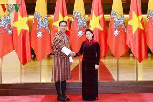 Chủ tịch Quốc hội hội đàm Chủ tịch Thượng viện Bhutan