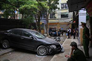 Nữ tài xế lùi xe tông chết người đi xe máy ở Hà Nội: Hé lộ nguyên nhân